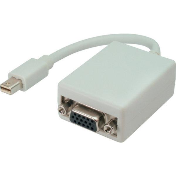 Cable Displayport - Adaptador - Conector Mini Displayport macho a VGA hembra