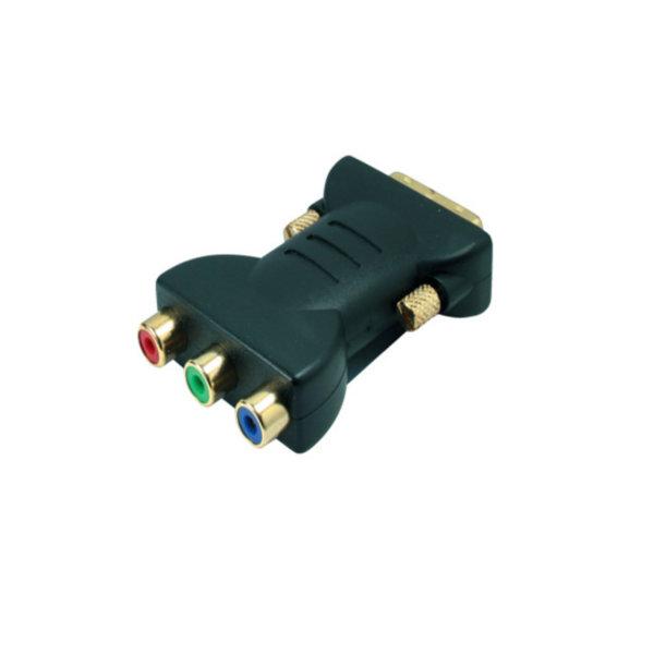Adaptador DVI/RGB - Conector DVI-D (24+5) macho a RGB hembra