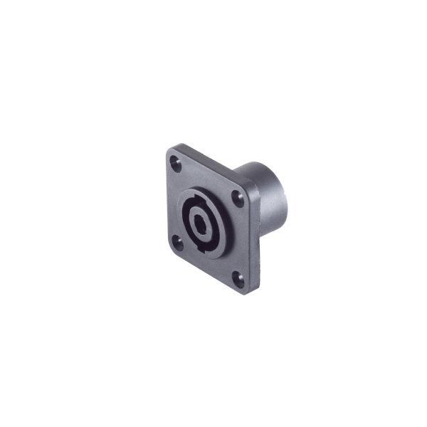 Conector PA - hembra para empotrar - cuadrado