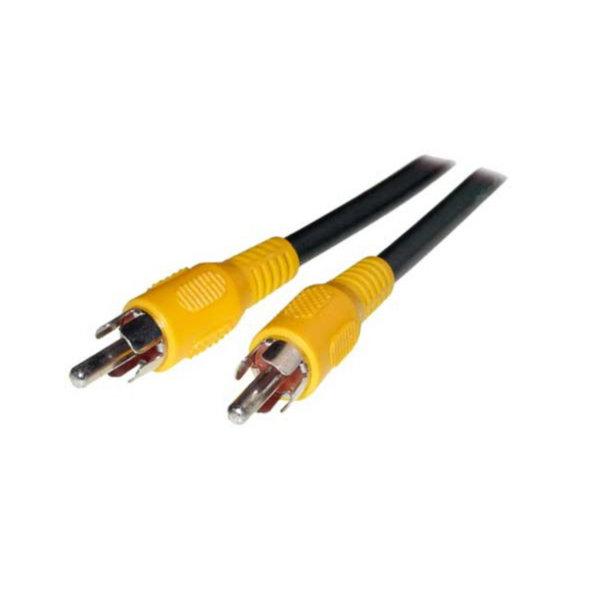 Cable RCA - Conector RCA macho a RCA macho  15m