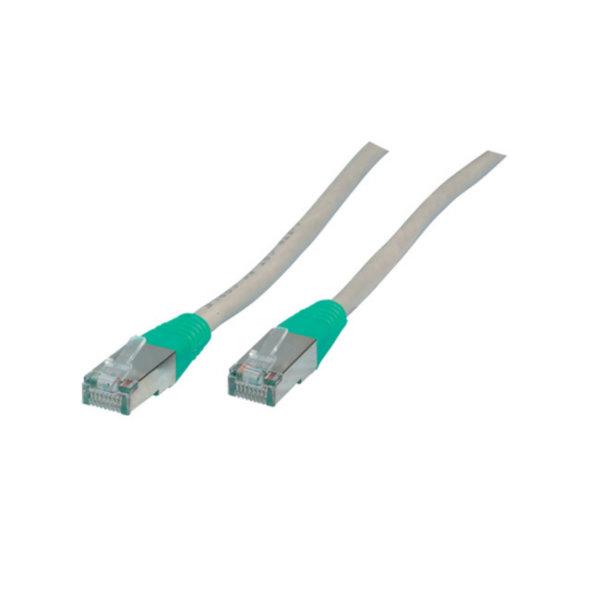 Cable de red RJ45 CAT 5e F/UTP, cross-over  3m
