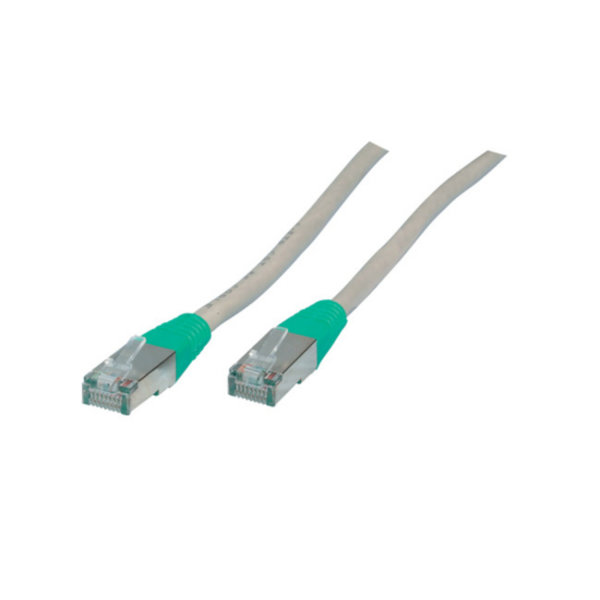Cable de red RJ45 CAT 6  S/FTP  PIMF, cross-over, 7,5m